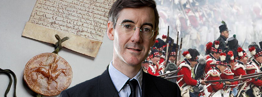 800 years of liberty - Magna Carta & Waterloo Dinner with Jacob Rees-Mogg MP 2